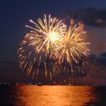 First Light Fireworks Provincetown 2019