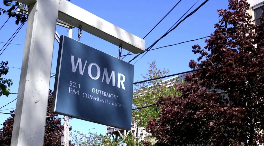 WOMR Provincetown