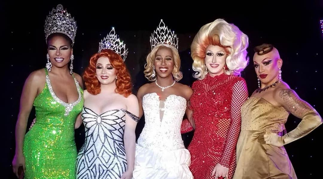 Miss Gay USofA Provincetown 2020