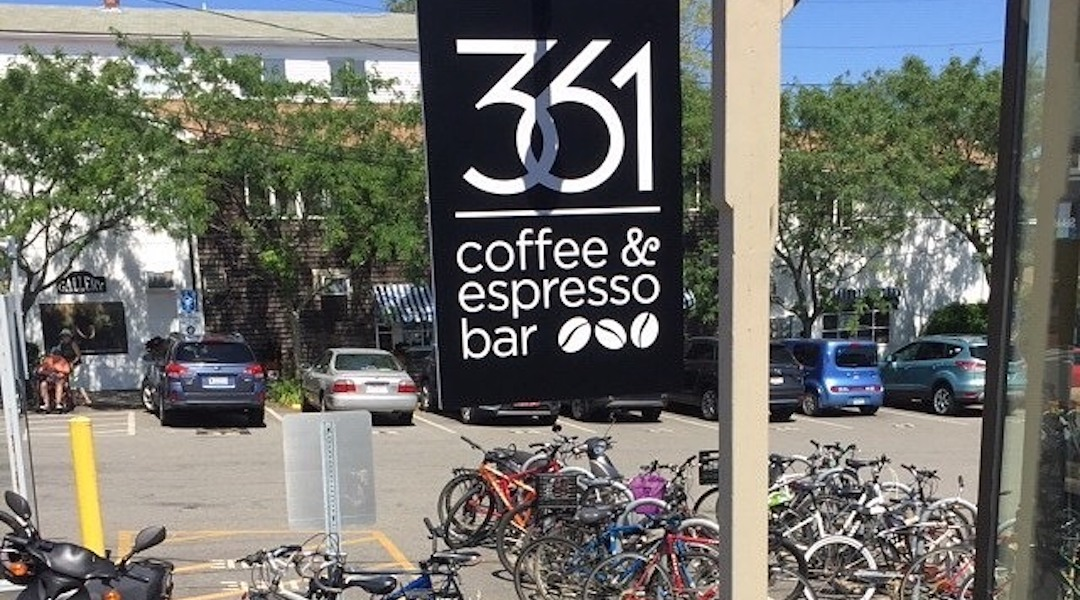 361 Coffee and Espresso Bar Provincetown