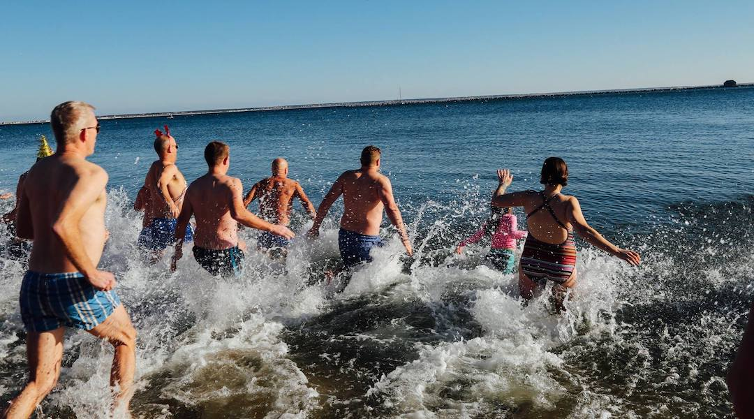 When is the 2021 Polar Bear Plunge?