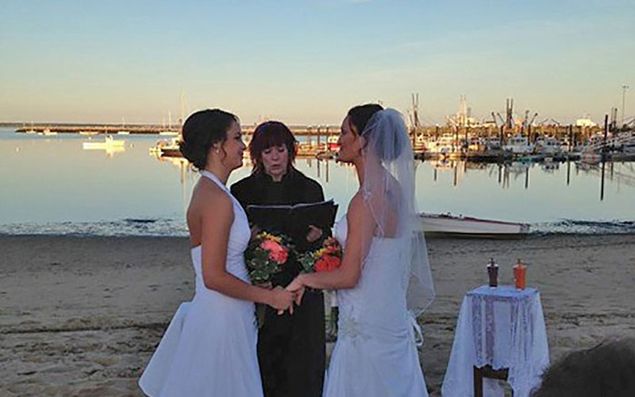 Married in Provincetown