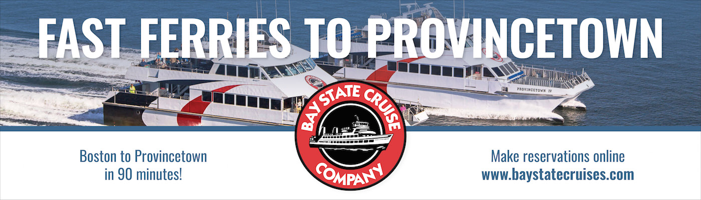 Bay State Cruises Provincetown Ad