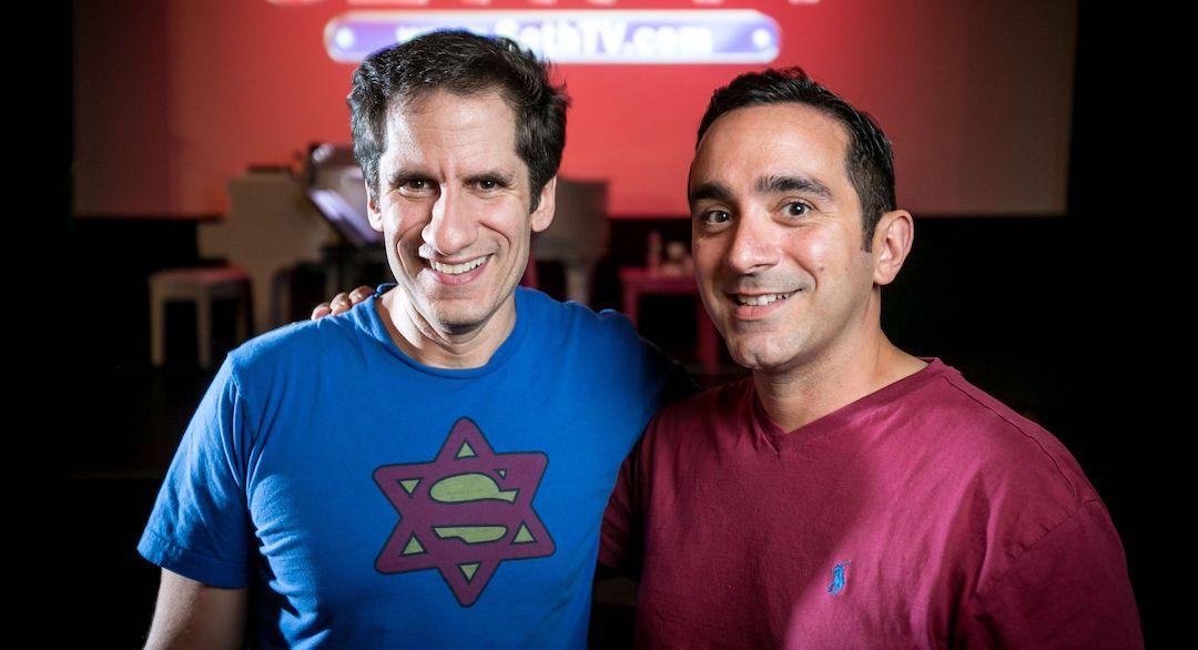 Seth Rudetsky & Mark Cortale