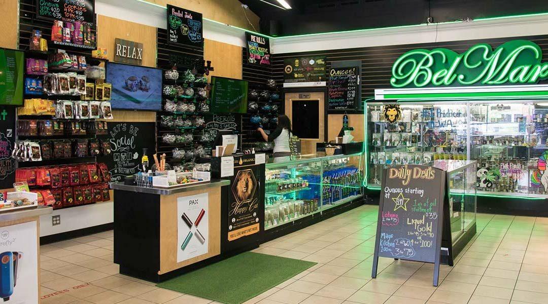 Retail Marijuana Shop Massachusetts