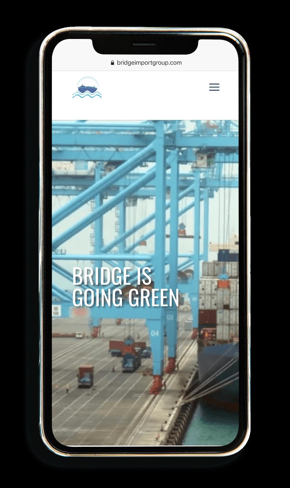 Bridge Import Phone