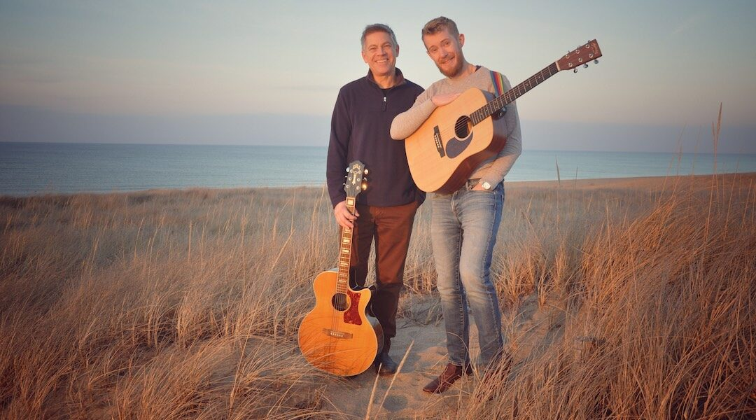 Simon & Garfunkel Meet Hank Williams in Provincetown Duo