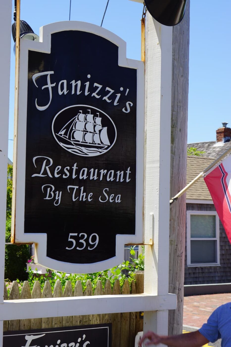 Fanizzi's Restaurant by the Sea
