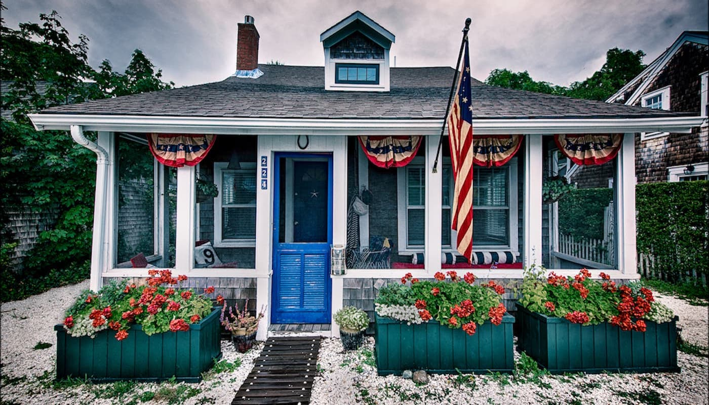 Festive House Provincetown