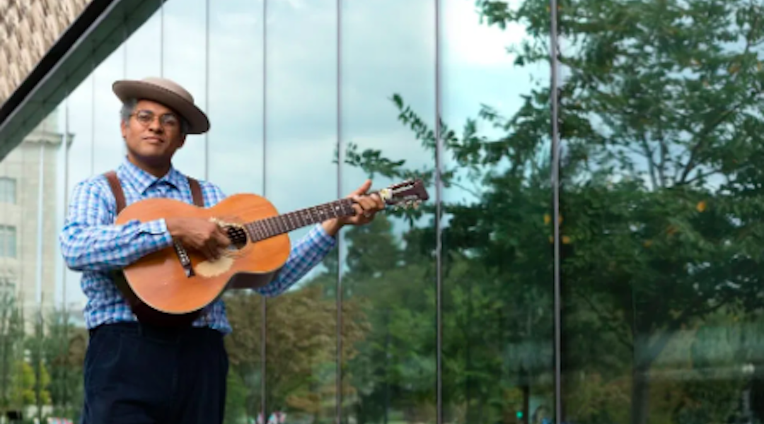 Is Dom Flemons Coming to Provincetown?