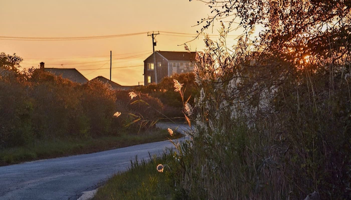 Golden Sunset Provincetown