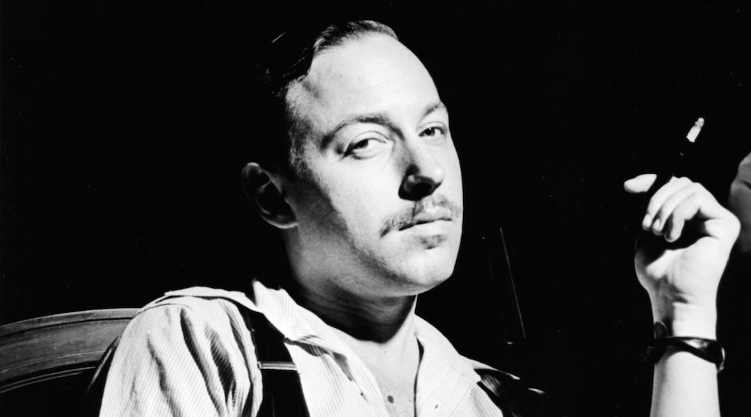 Provincetown History Snippet: Tennessee Williams