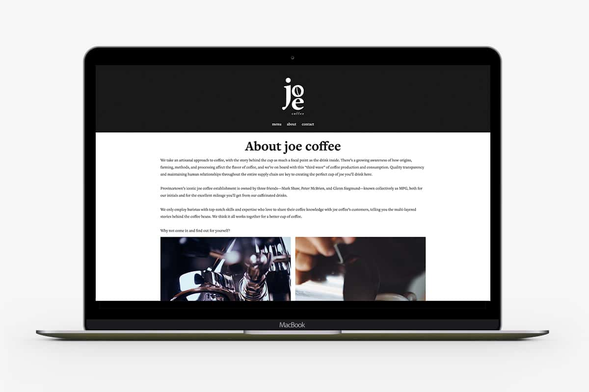 Joe Coffee 2