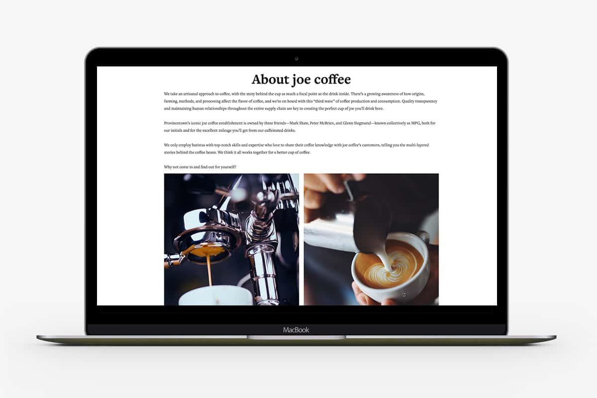 Joe Coffee 3