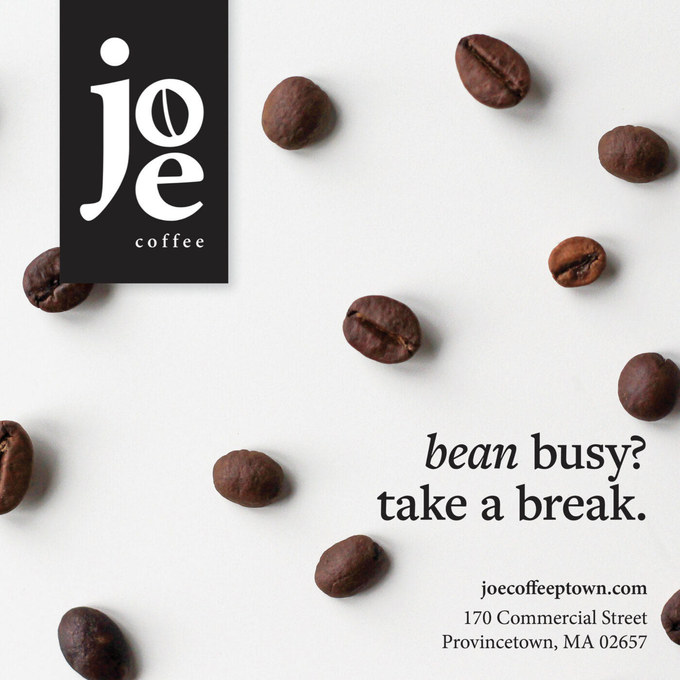 Joe Coffee Ad