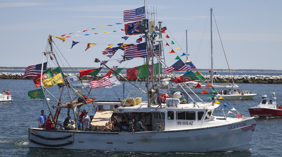 What is Provincetown's Portuguese Festival and Blessing of the Fleet?