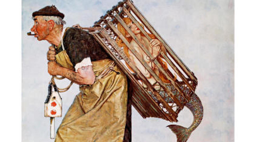 Provincetown History Snippets: Why was Norman Rockwell in Provincetown?