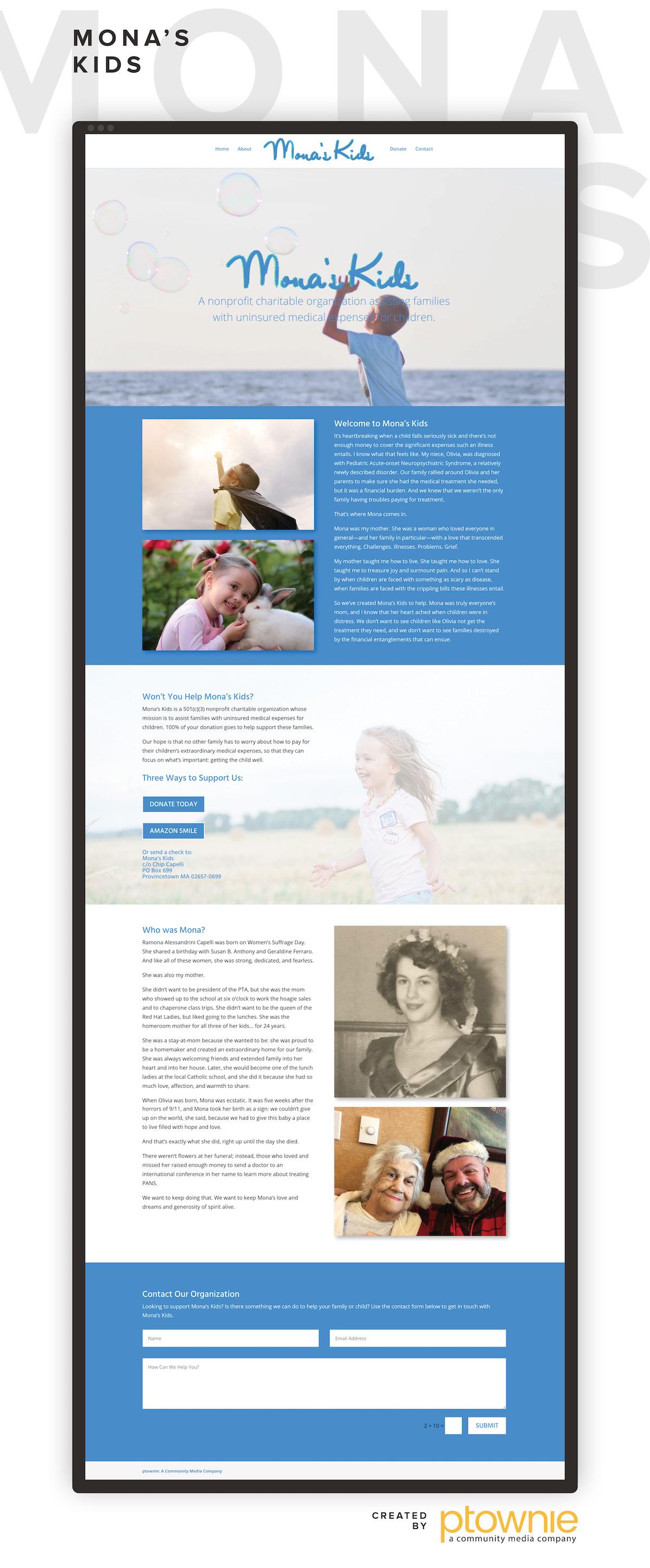 Cape Cod Web Design