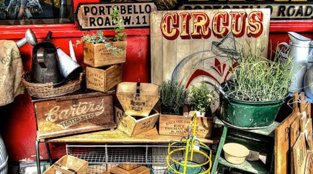 Monumental Yard Sale