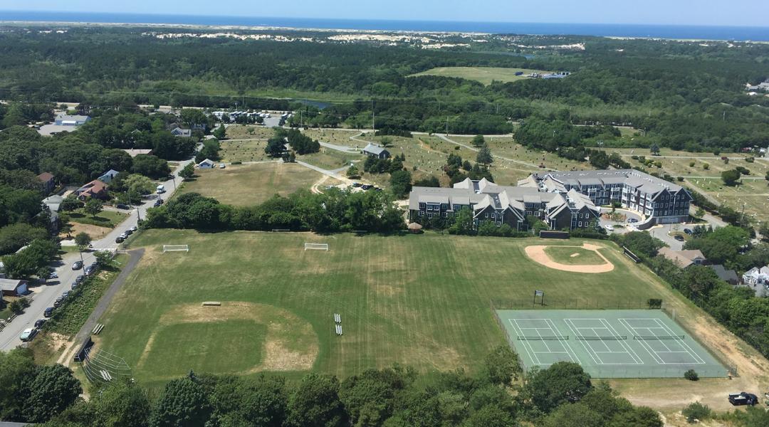 A Re-Imagined Motta Field in Ptown?
