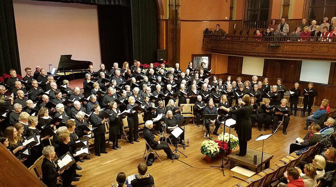 Outer Cape Chorale Concert