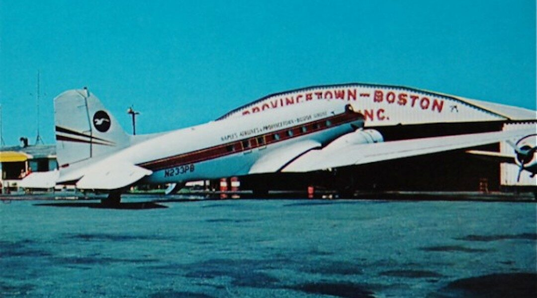 Provincetown History Snippet: The Provincetown Airport