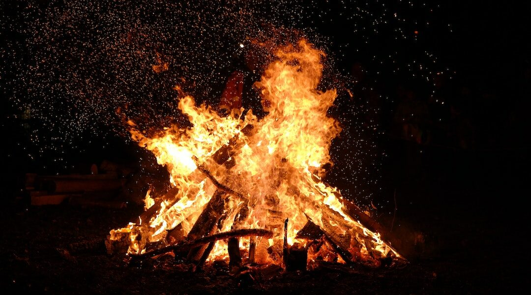 Want to Have a Bonfire?