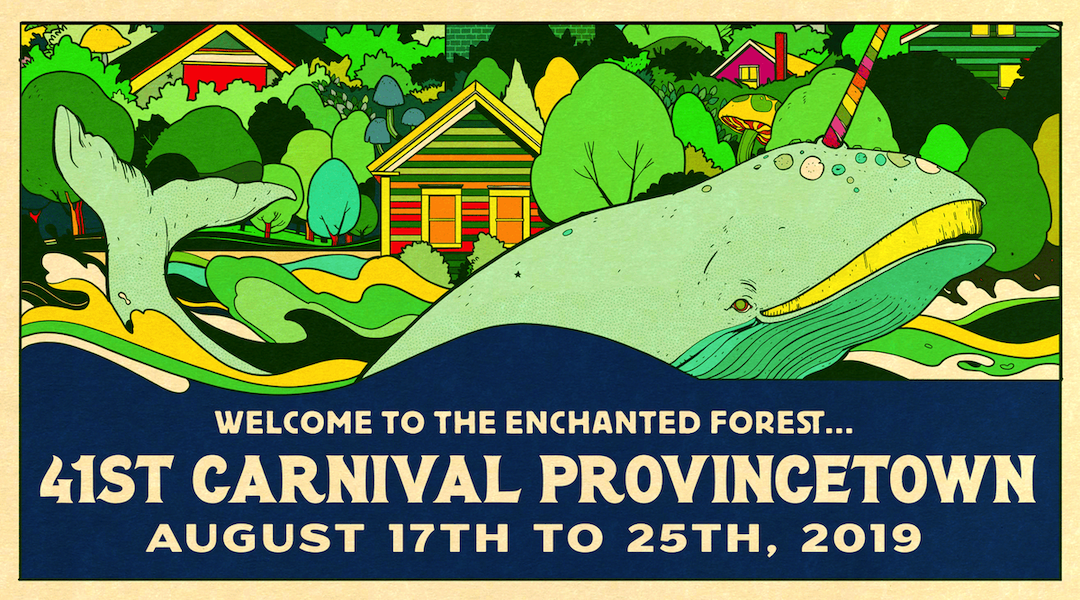 Provincetown Carnival Banner