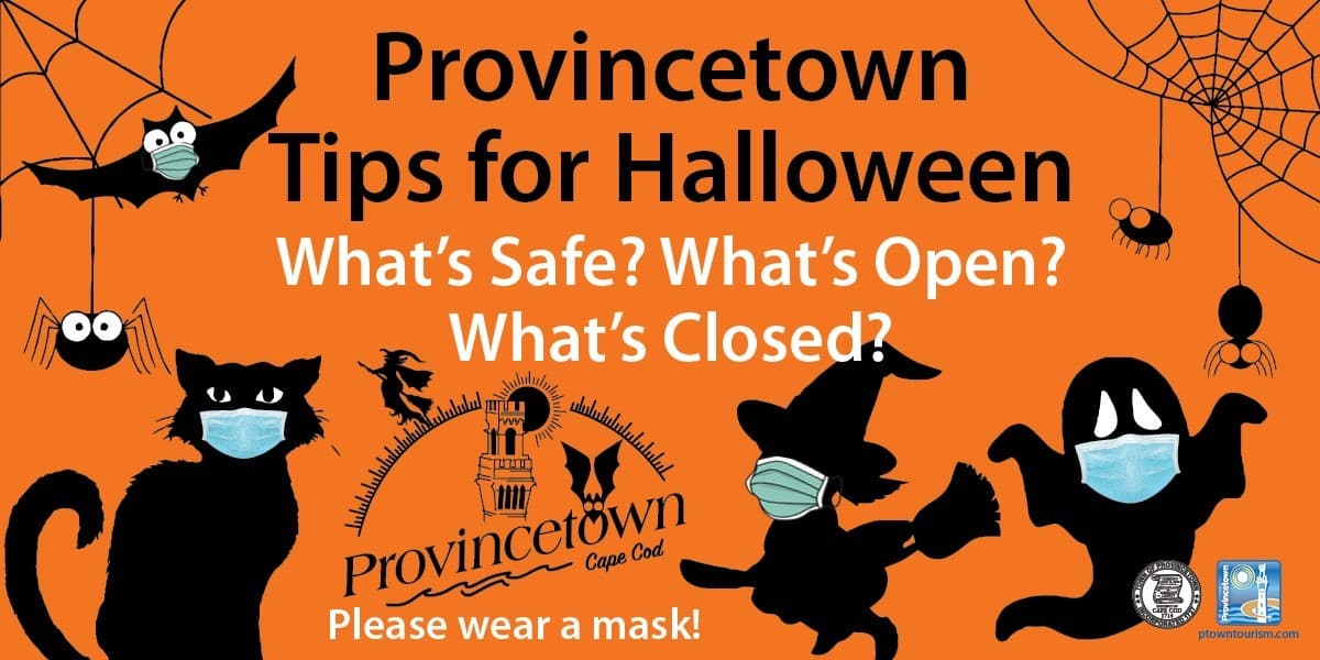 Provincetown Halloween Guidelines 2020