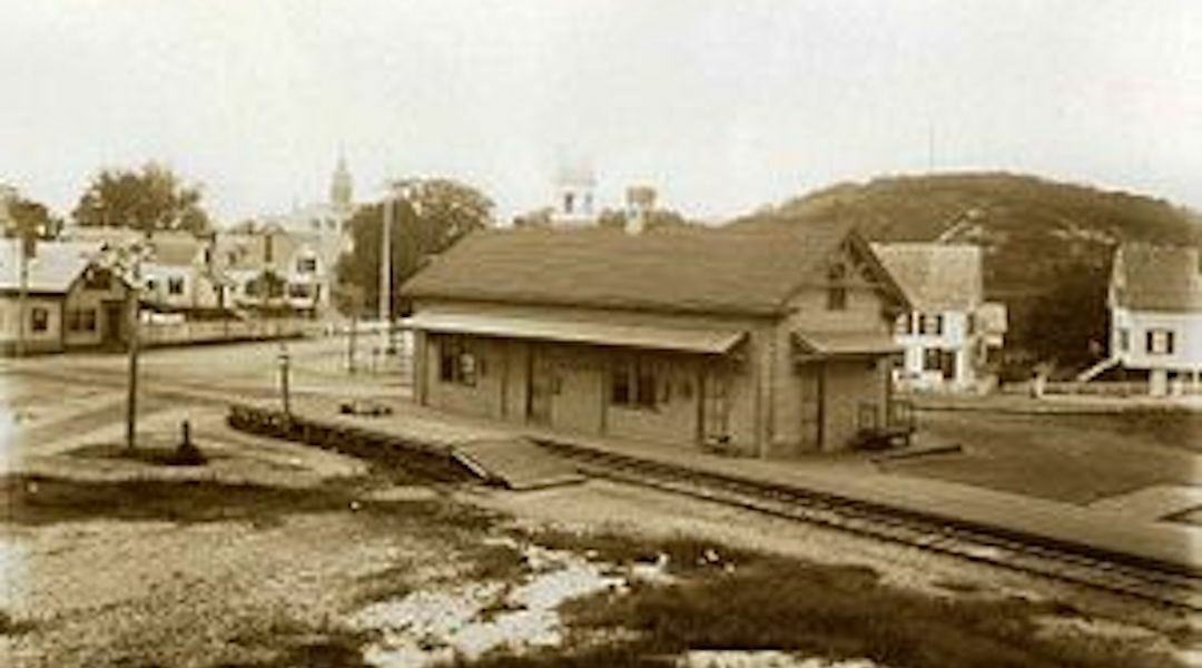Provincetown History Snippet: The Provincetown Railroad Station