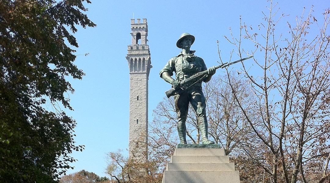 Provincetown War Memorial History