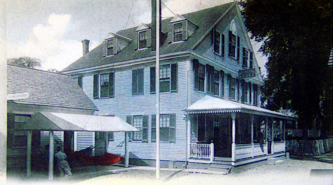 Provincetown History Snippet: Inspiration at the Atlantic House
