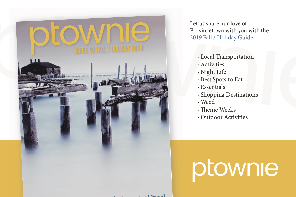 Ptownie 2019 Fall Holiday Guide