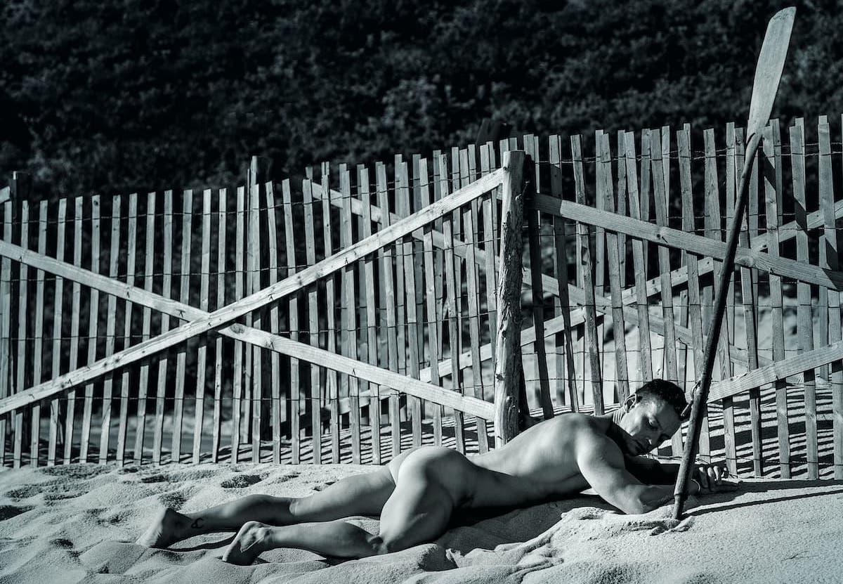 Ric Ide Provincetown Portrait