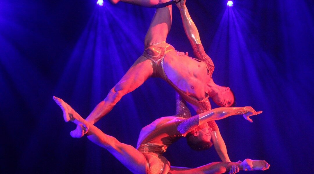 """Sexy and Sensual """"Cirque"""" Show Airotic Comes to Provincetown"""