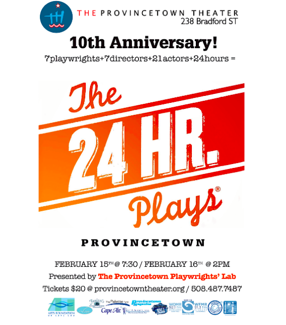 24 Hour Playwrights Lab Provincetown