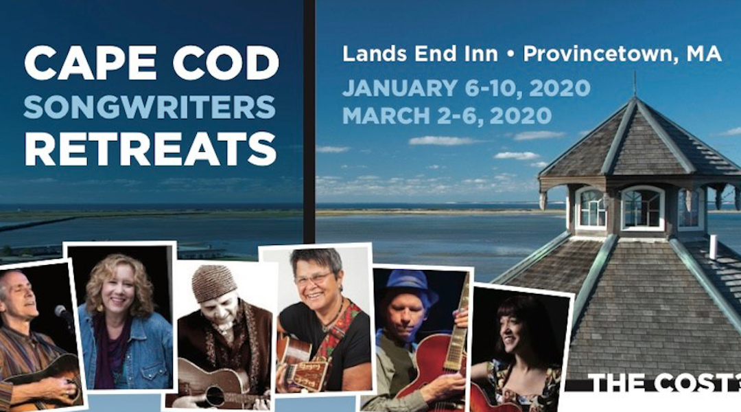 Cape Cod Songwriters Retreat
