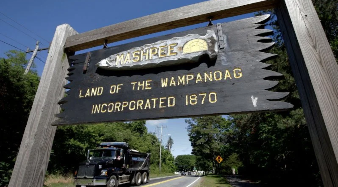 The Wampanoag and the Casino Controversy with the Administration