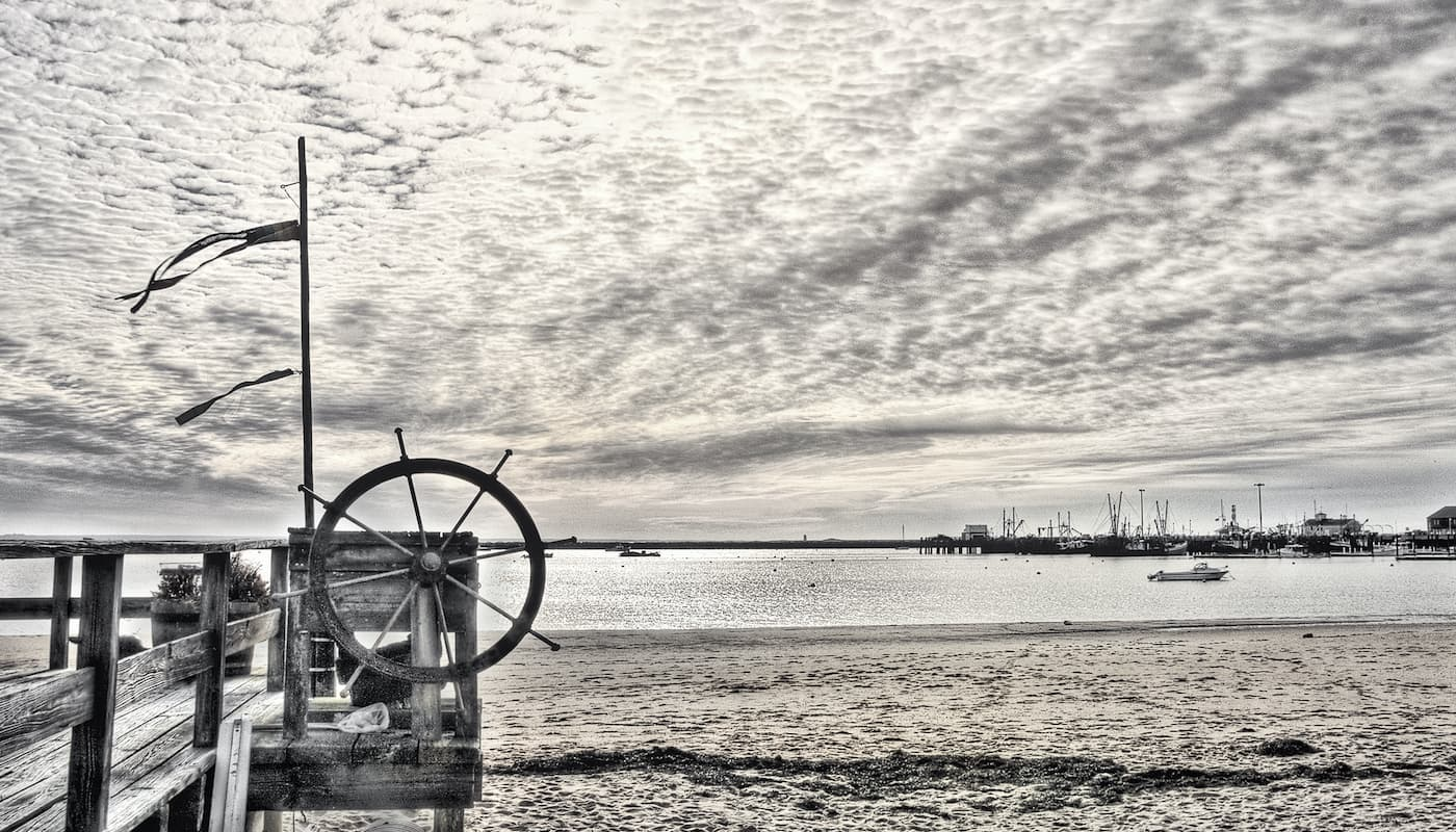 Ships Wheel Provincetown