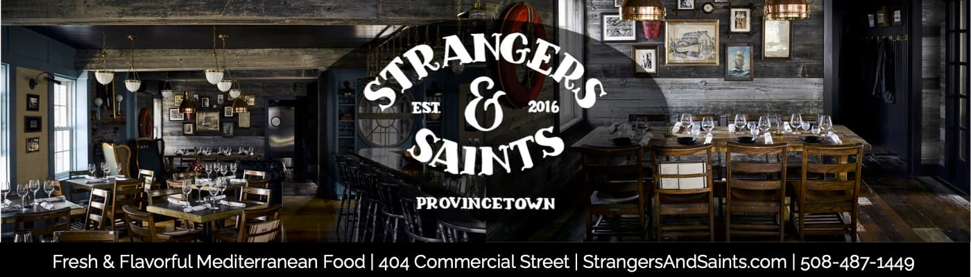 Strangers and Saints 2021 Ad