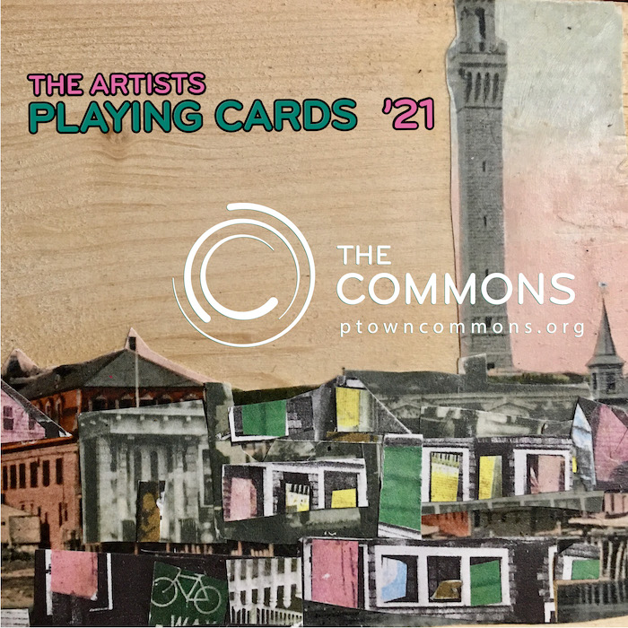 The Artists Playing Cards '21