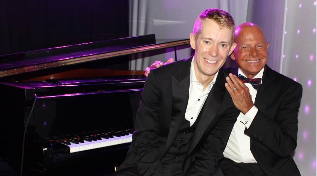 Bobby & Me:  Bobby Wetherbee and Jon Richardson