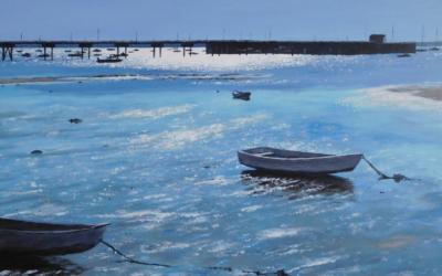 Art We Love & Why: Edward Walsh Creates Light