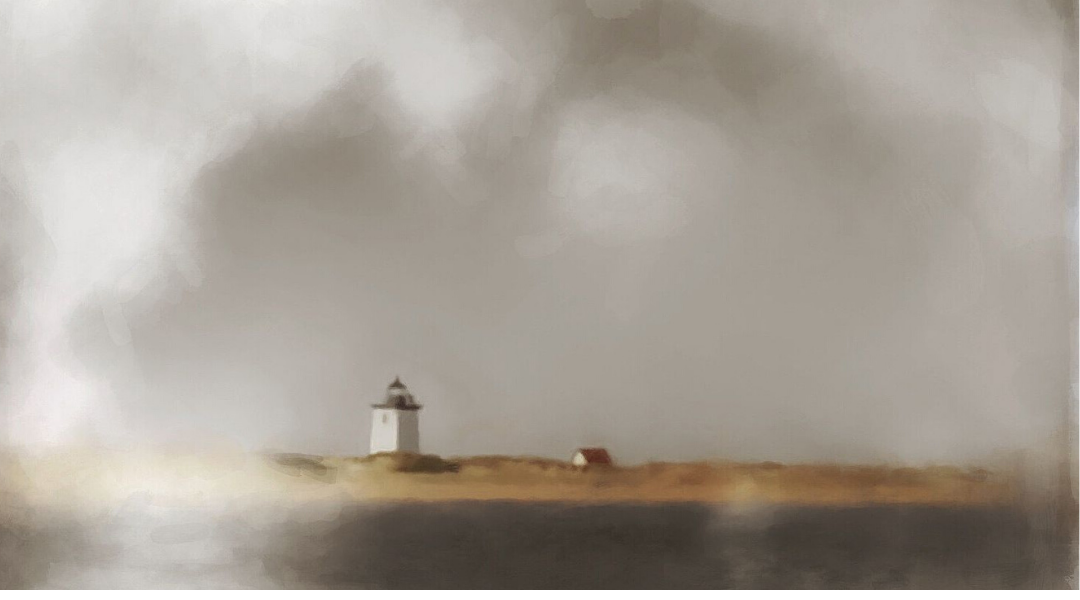 Light at Lands End by Rebecca Bruyn