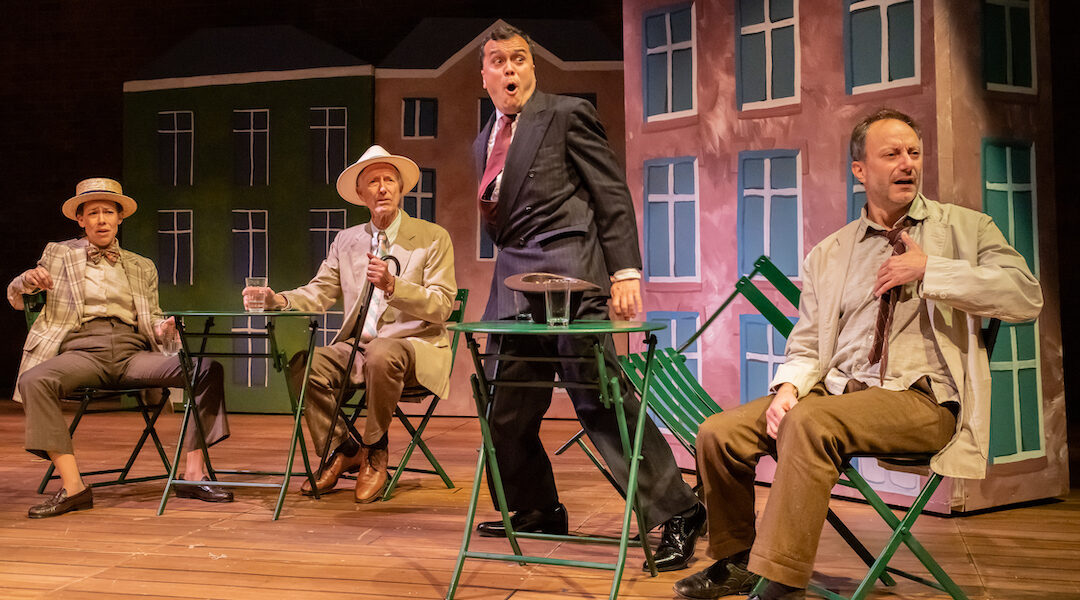 A Stampede for Our Times: Rhinoceros at the Wellfleet Harbor Actors Theater