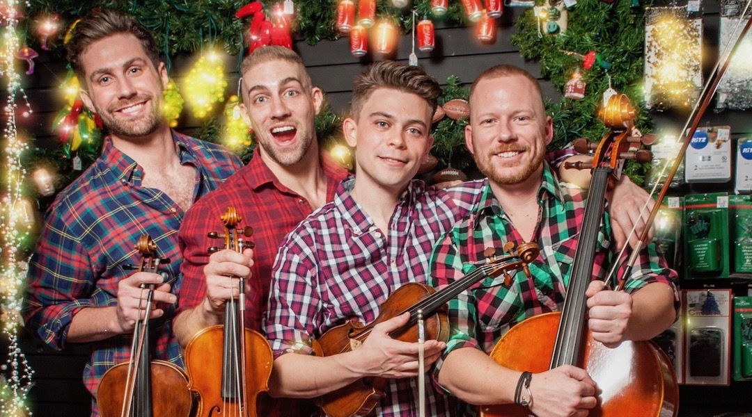 Well-Strung's Provincetown Holiday Show