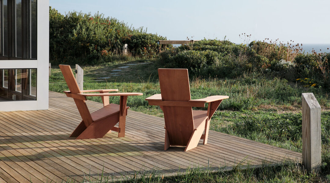 Outermost Chair: Local Product a hit at Gardenista