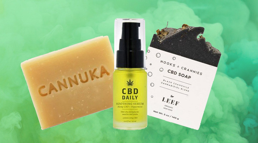 Cannabis Beauty Products