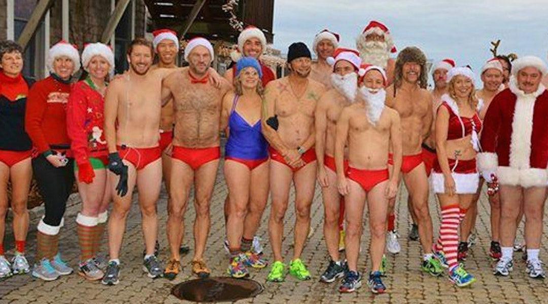 Jingle Bell Run Provincetown 2019