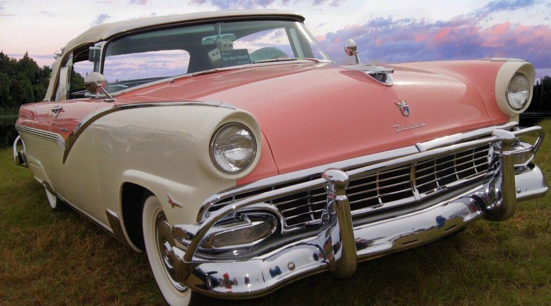 Yankee Lambda Car Show Provincetown